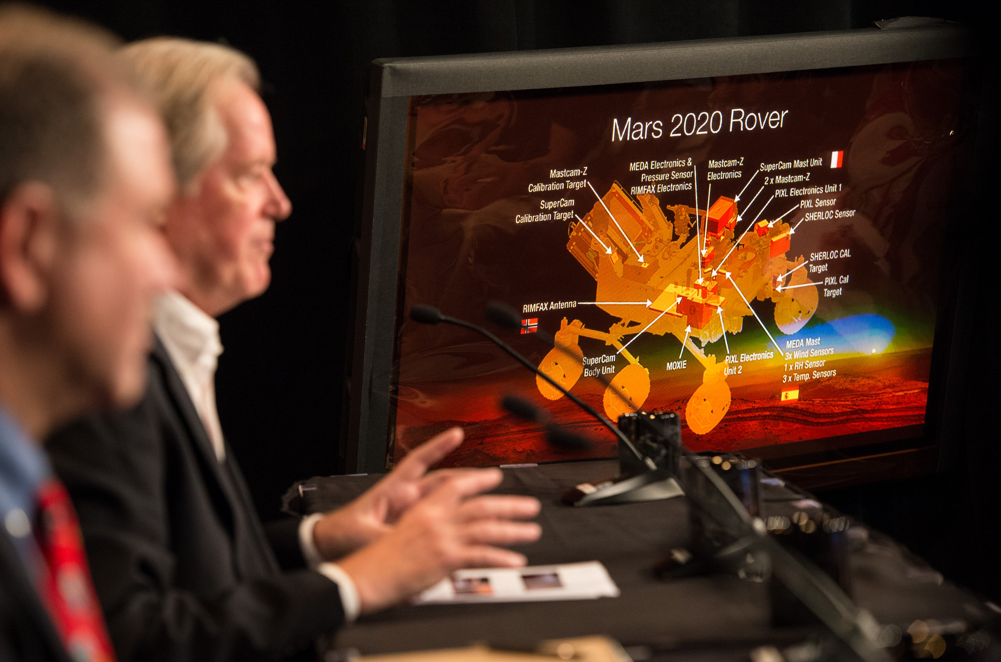 NASA's Next Mars Rover to Collect Martian Samples, Carry Lasers