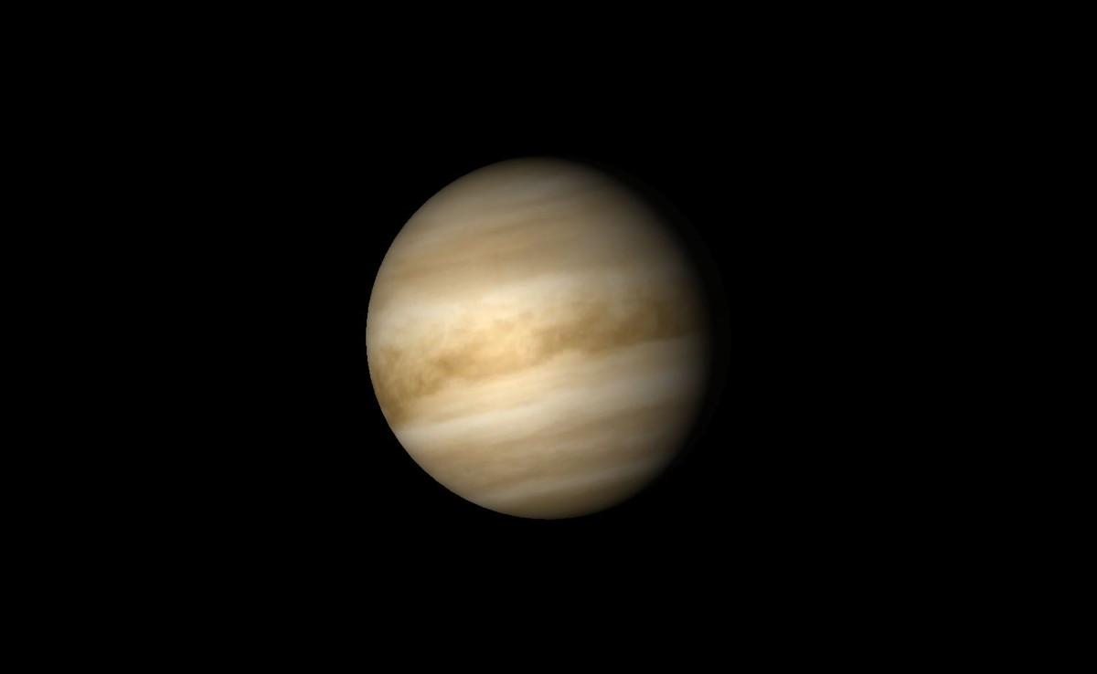 Venus, August 2014