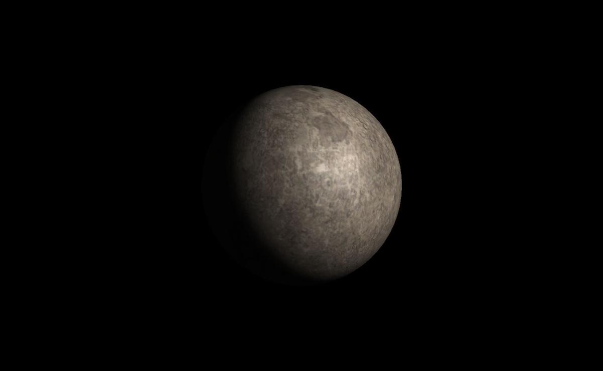 Mercury, August 2014
