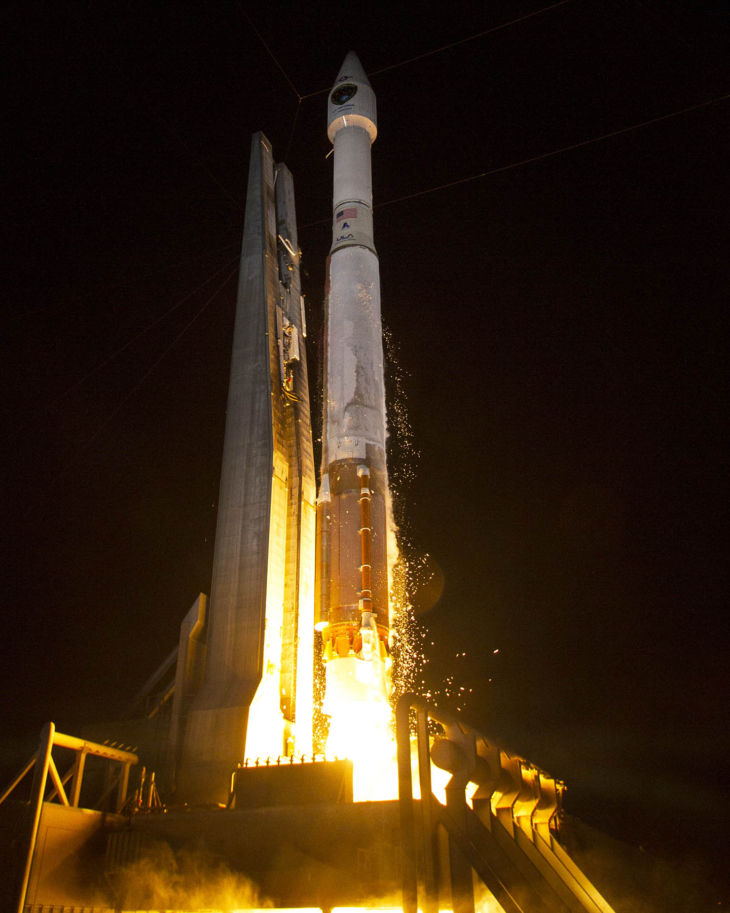 Lift-Off! US Air Force Launches GPS Satellite to Orbit