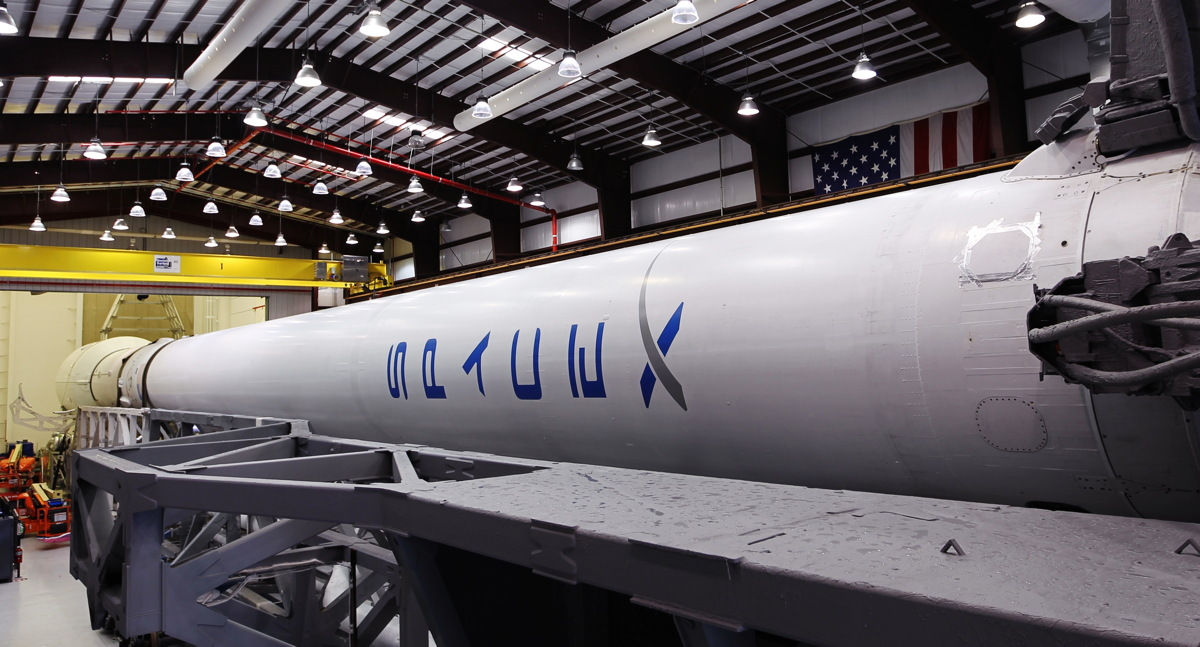SpaceX Rocket to Launch Commercial Satellite Early Tuesday: Watch Live