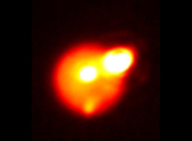 Wow! Giant Volcanoes Rock Jupiter's Moon Io (Photos)