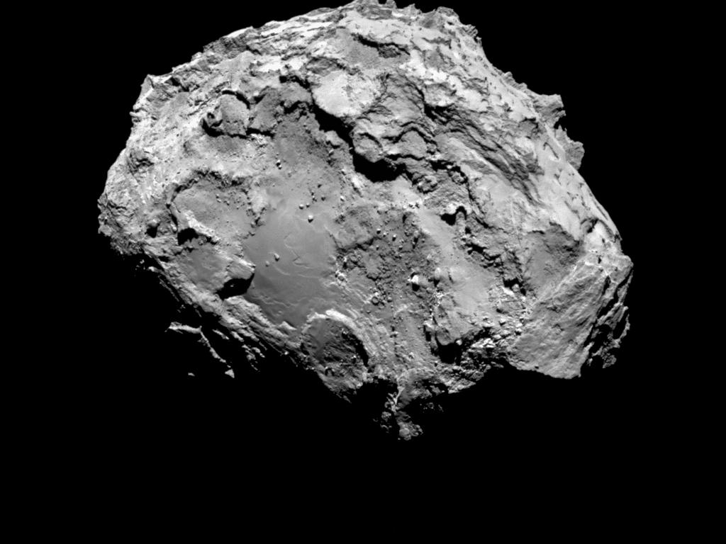Comet 67P/C-G Before Rosetta Arrival