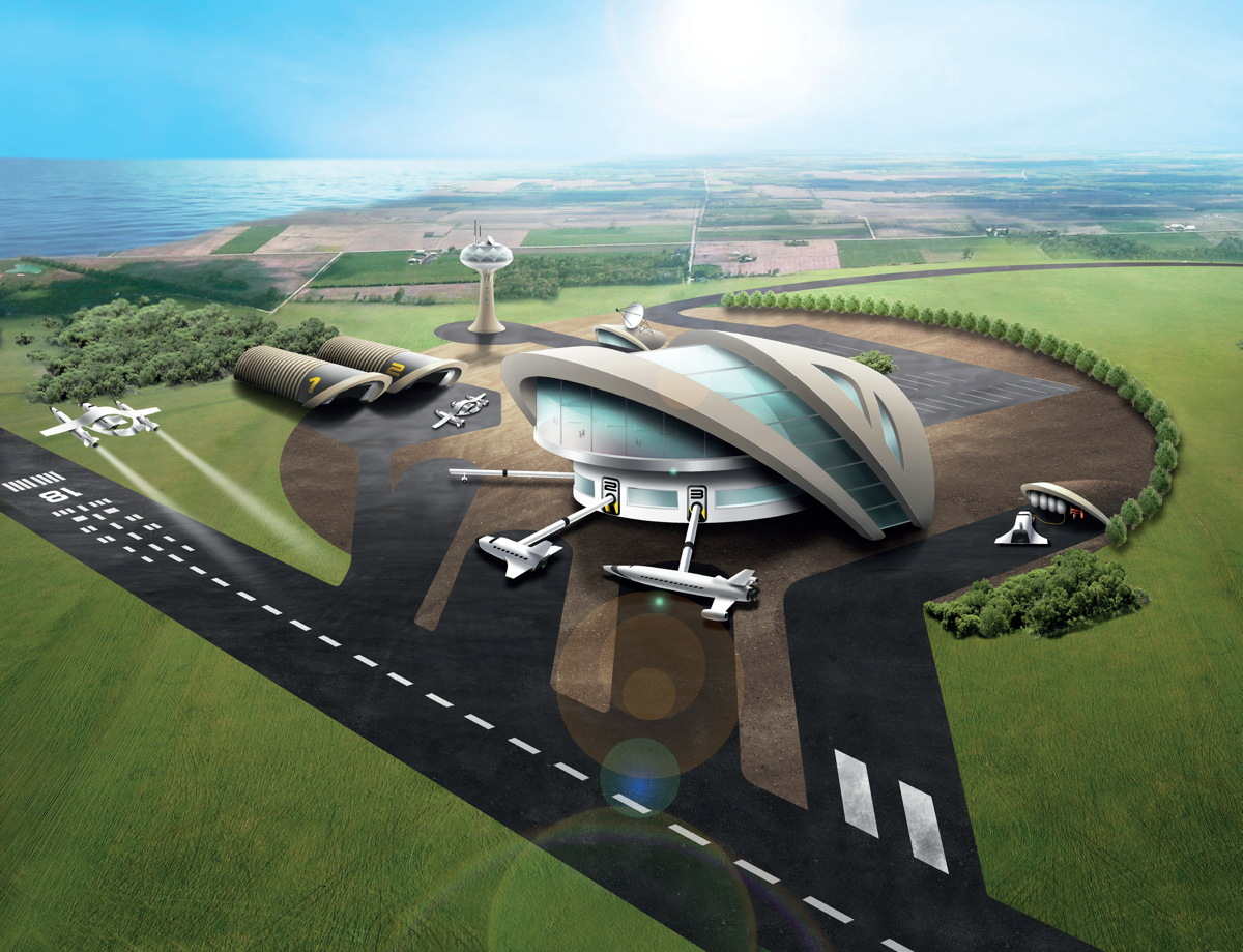 UK to Launch Commercial Spaceport by 2018