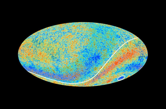 Planck's Mystery Cosmic 'Cold Spot' May Be an Error