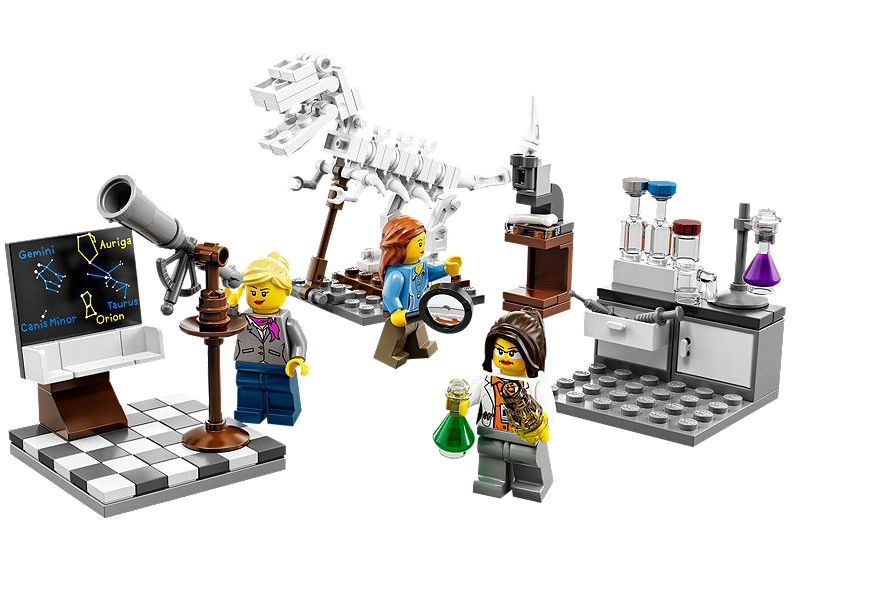 LEGO Releases Female Scientist Kit, Sells Out Same Day