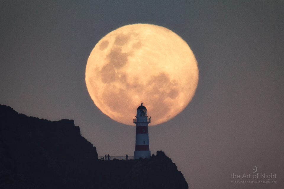 'Supermoon' Photos: Biggest Full Moon of 2014 Wows Stargazers