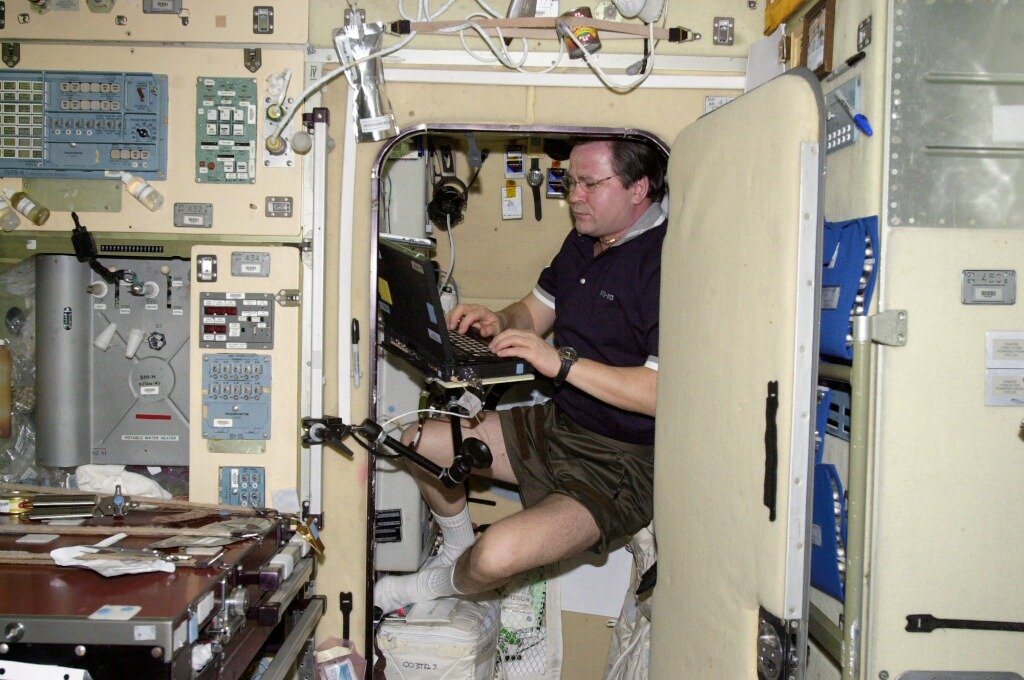 Astronauts Are Sleep-Deprived in Space