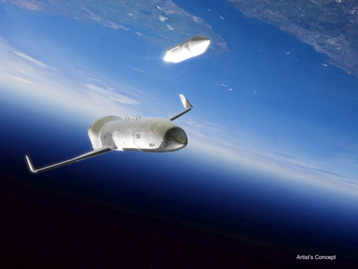 Wanted: Unmanned Space Plane to Fly On the Cheap