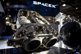 SpaceX has used 3D printing to build the SuperDraco rocket engine for the company's Dragon Version 2 manned spacecraft. The eight SuperDracos on the capsule are designed to double as a landing system, or as an escape system in the event of a launch emergency.