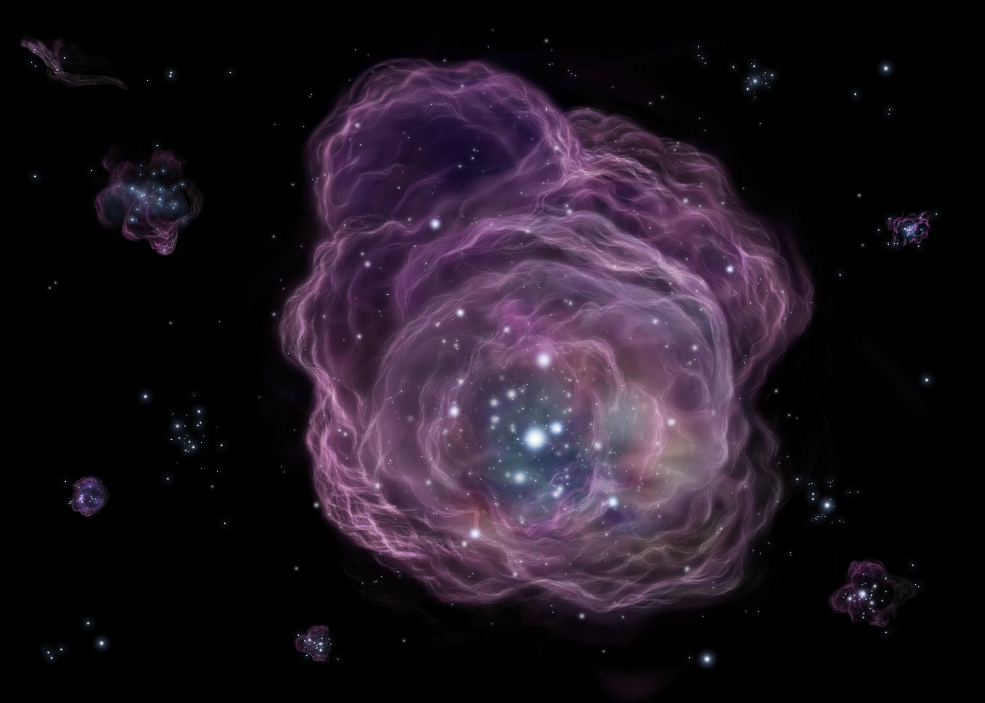 Traces of One of Universe's First Stars Detected