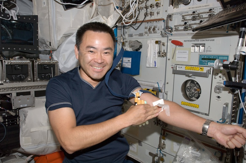 Space Does Weird Things to Astronaut Immune Systems