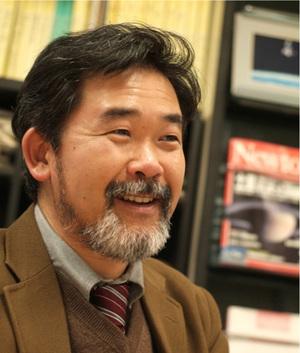 Kazuya Yoshida, rover development lead for Google Lunar XPRIZE team Hakuto.