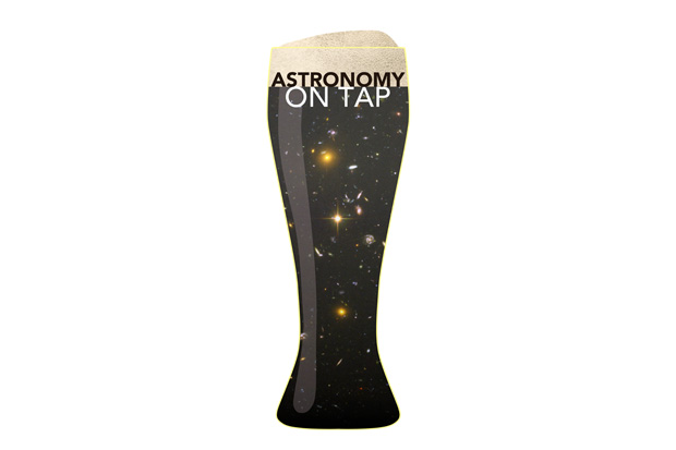 Astronomy on Tap Logo