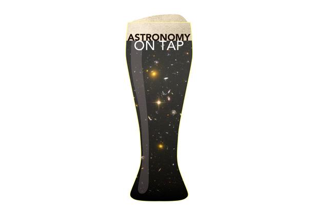 Astronomy on Tap Logo