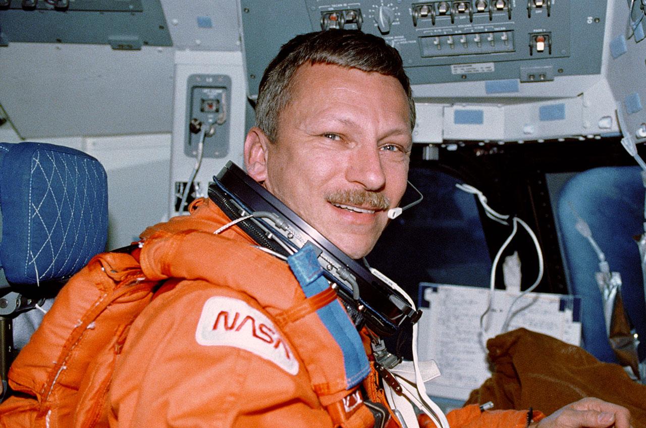 Former NASA Astronaut Steven Nagel Dies at 67
