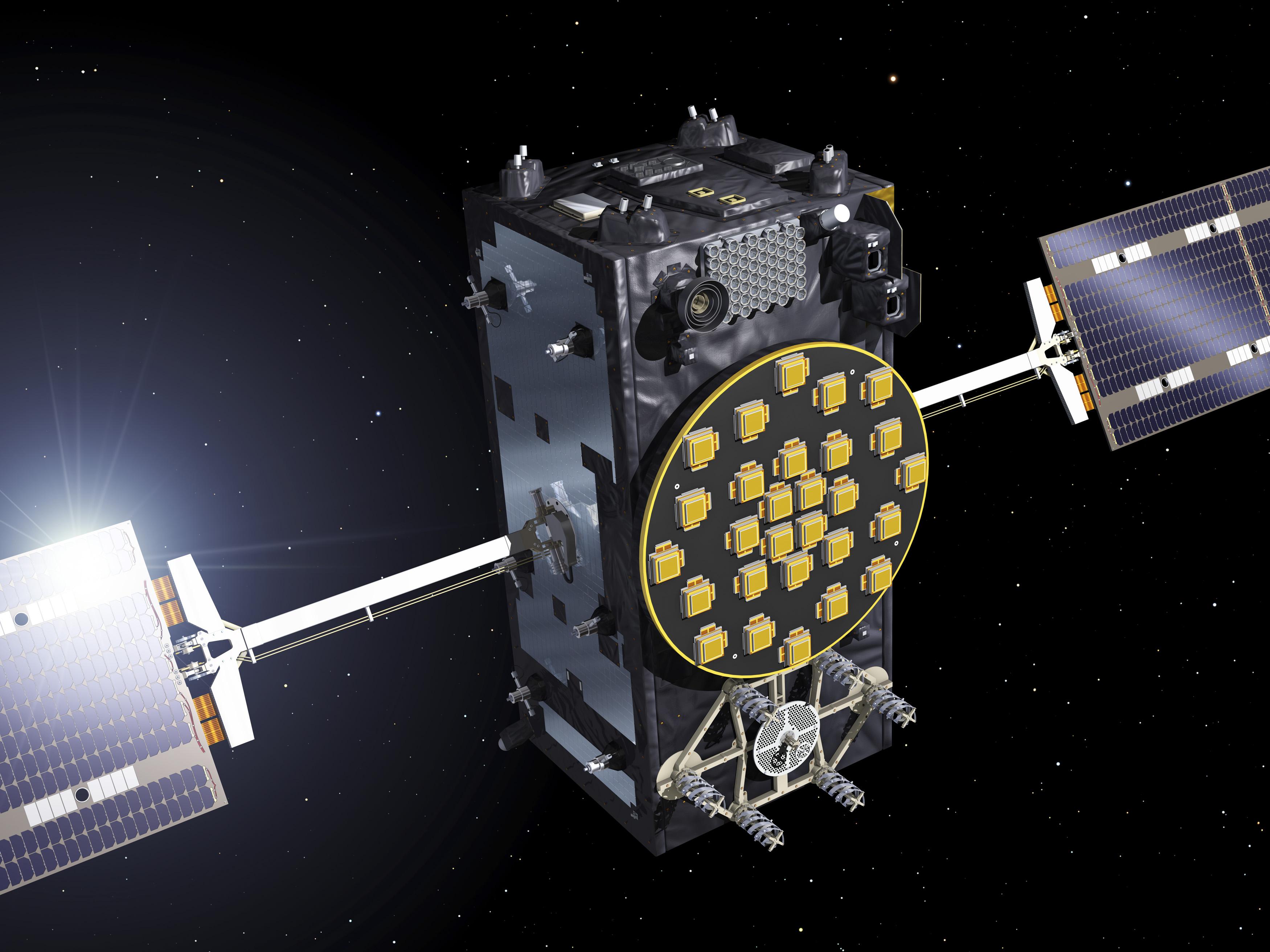 Russian Rocket Launches European Navigation Satellites Into Wrong Orbit