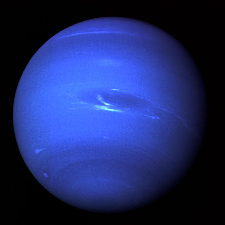 A New World: NASA Recalls Voyager 2 Probe's 1989 Neptune Encounter