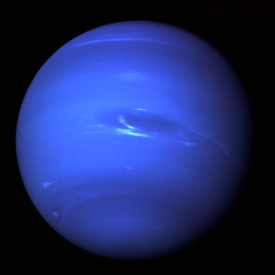 A New World: NASA Recalls Voyager 2 Probe's 1989 Neptune Encounter