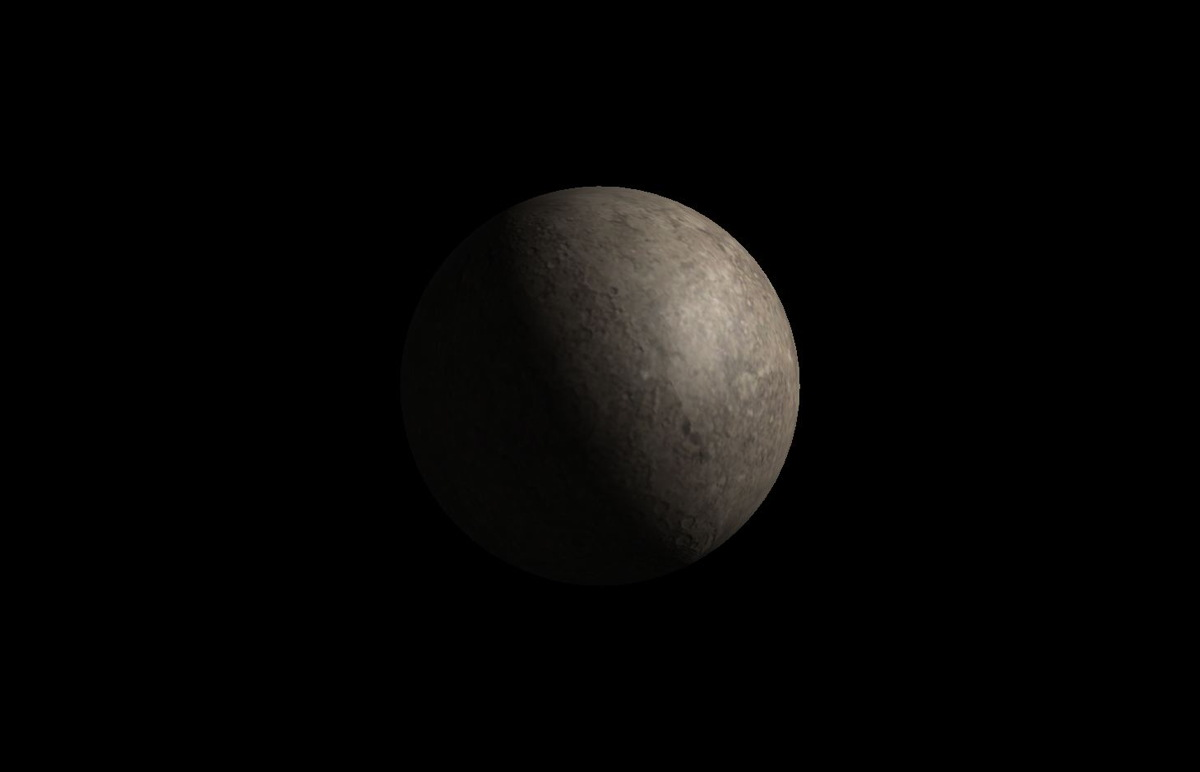 Mercury, September 2014