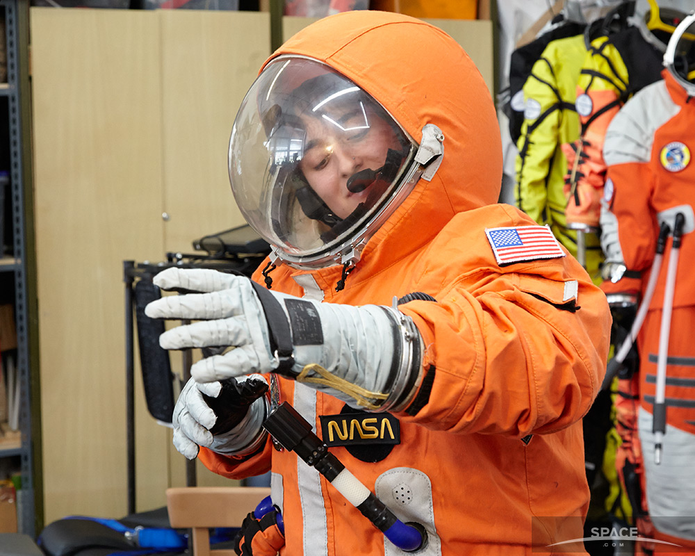Suit Up! Final Frontier Design Launches Space Suit Experience in NYC
