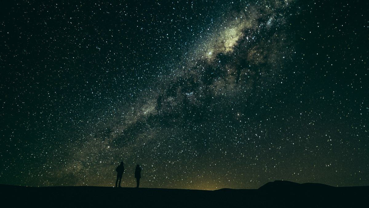 Milky Way Over San Pedro de Atacama
