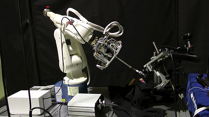 Space Robot Arm Tech Could Help Surgeons Operate on Kids
