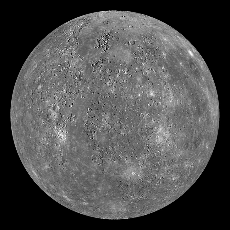 Mercury, Closest to the Sun