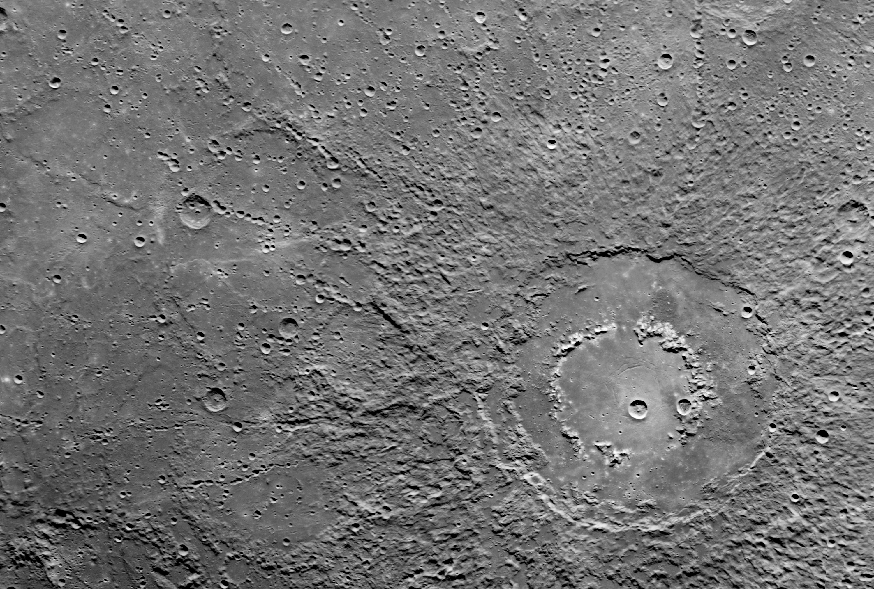 Mercury May Have Had Volcanoes