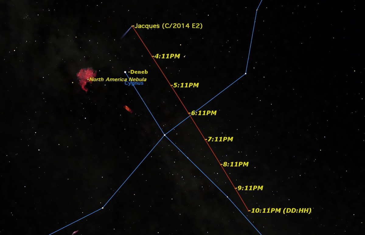 Newfound Comet Visible in Binoculars and Telescopes: How to See It