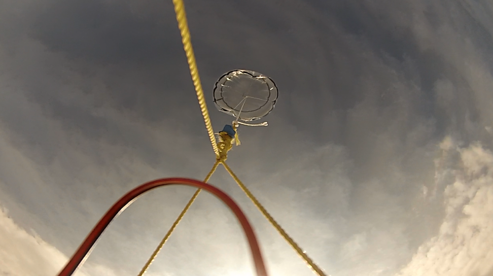 Float in Earth's Upper Atmosphere with High-Altitude Balloons