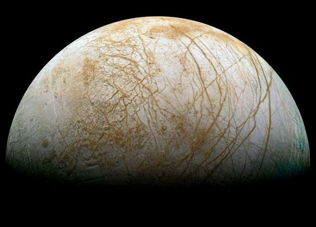 Jupiter's Moon Europa May Have Plate Tectonics Just Like Earth