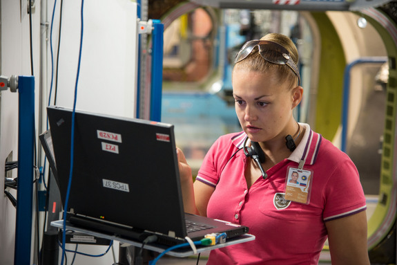 Elena Serova will be the fourth female cosmonaut to fly in space during Expedition 41/42 in 2014.
