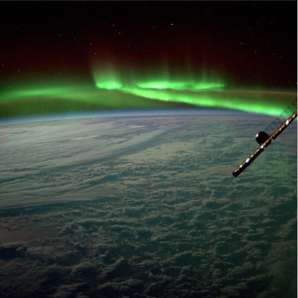 Space Instagram: NASA Astronaut Shows off Amazing Space ...