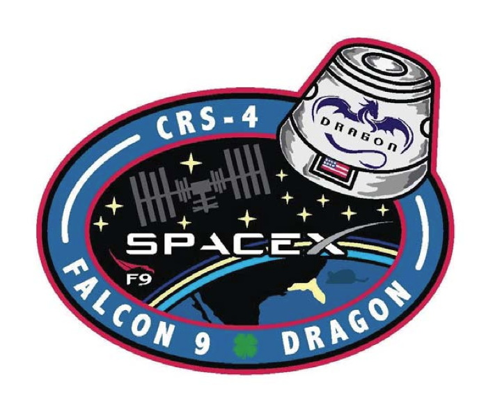 spacex crs 4 logo -#main