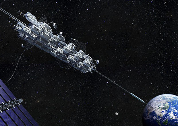 Space Elevator Advocates Take Lofty Look at Innovative Concepts