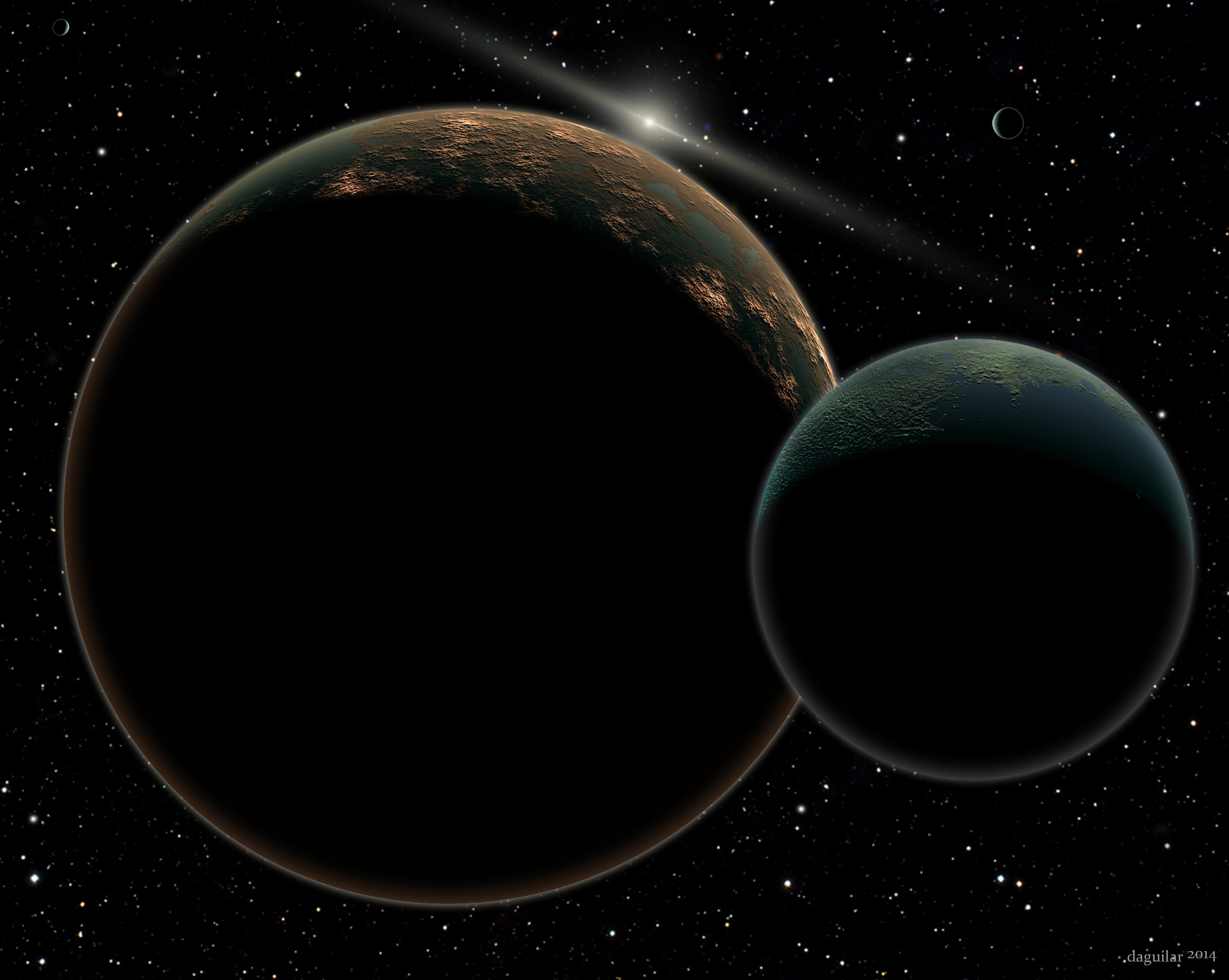 Why Pluto Is a Planet, and Eris Is Too (Op-Ed)
