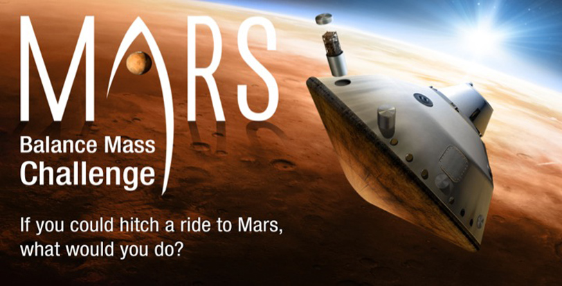 NASA wants makers of the world to dream up part of a Mars probe under its Mars Balance Mass Challenge. Ideas are due by Nov. 21.
