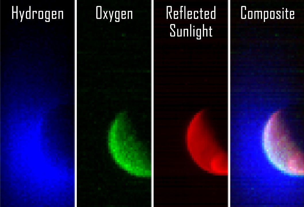 First Images of Mars Atmosphere by NASA's MAVEN Probe