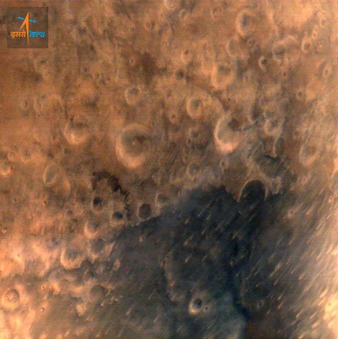 India Mars Orbiter: First Light