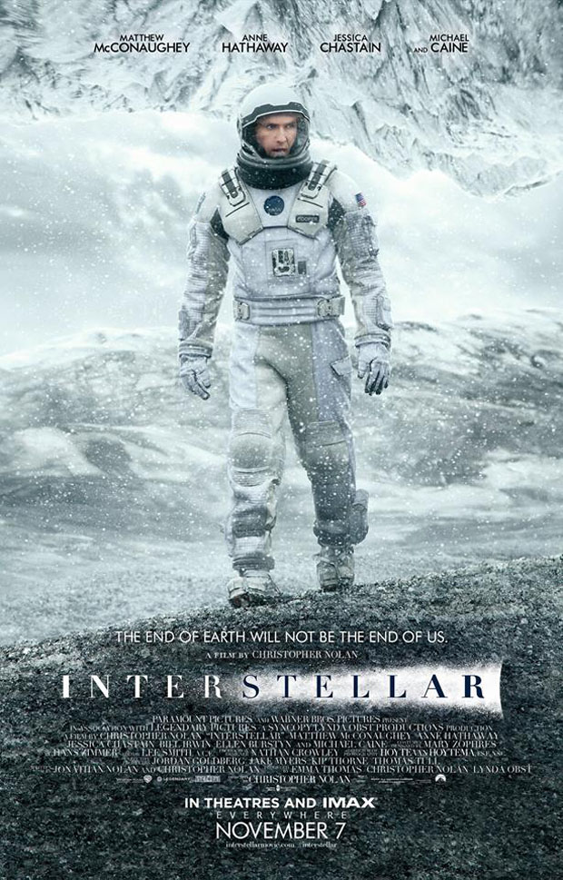 'Interstellar' Poster 2