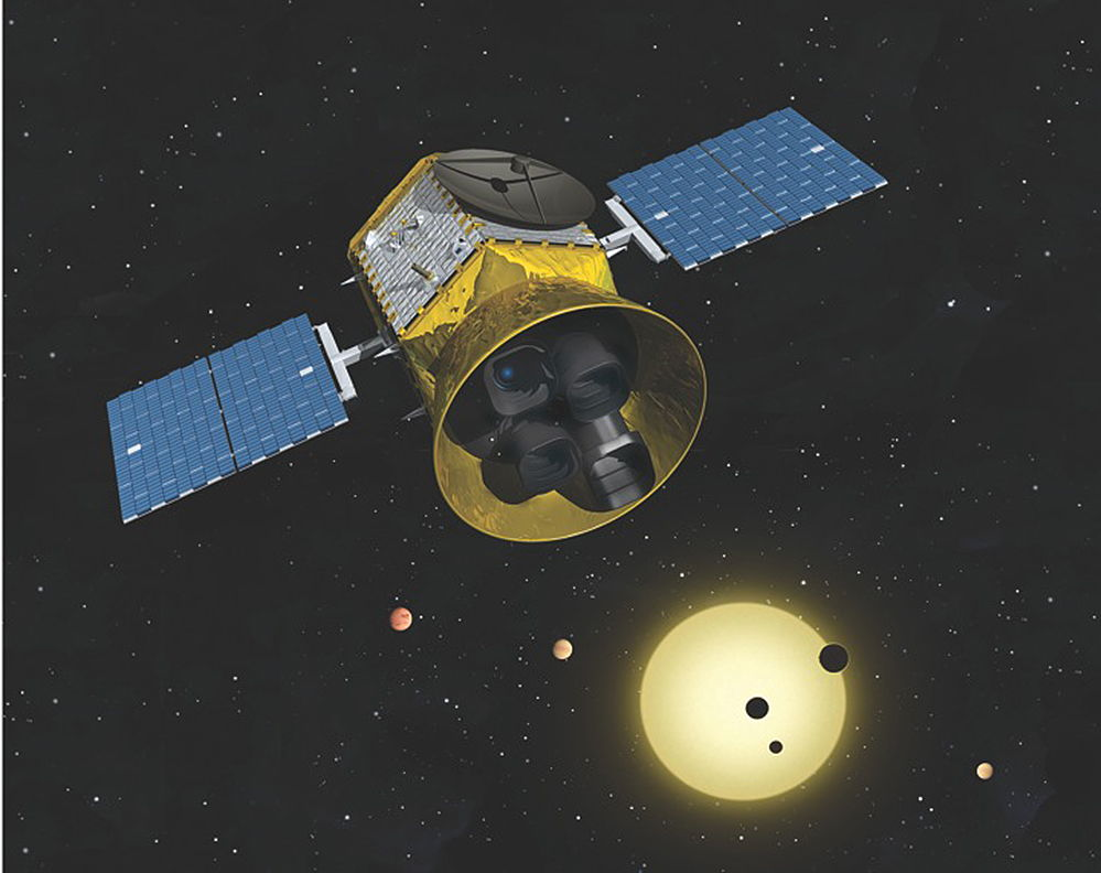 NASA Exoplanet Mission to Hunt Down Earth-sized Worlds