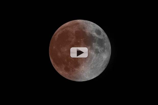 Lunar Eclipse, Orionids, Planets And More - October 2014 Skywatching | Video