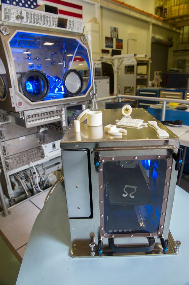 NASA Launches Student Contest for 3D-Printed Astronaut Tools