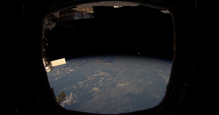 A Unique View from ISS