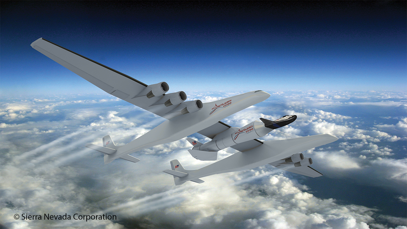 Stratolaunch and Sierra Nevada Corp. Launch System