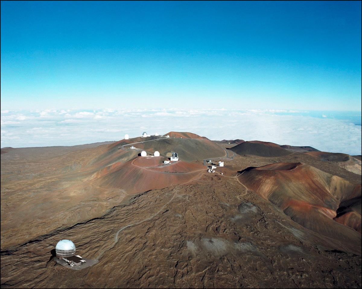 TMT Observatory Artist's Concept