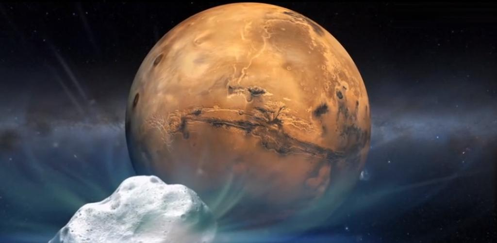 As Comet Nears Mars, NASA Gears Up for Epic Encounter