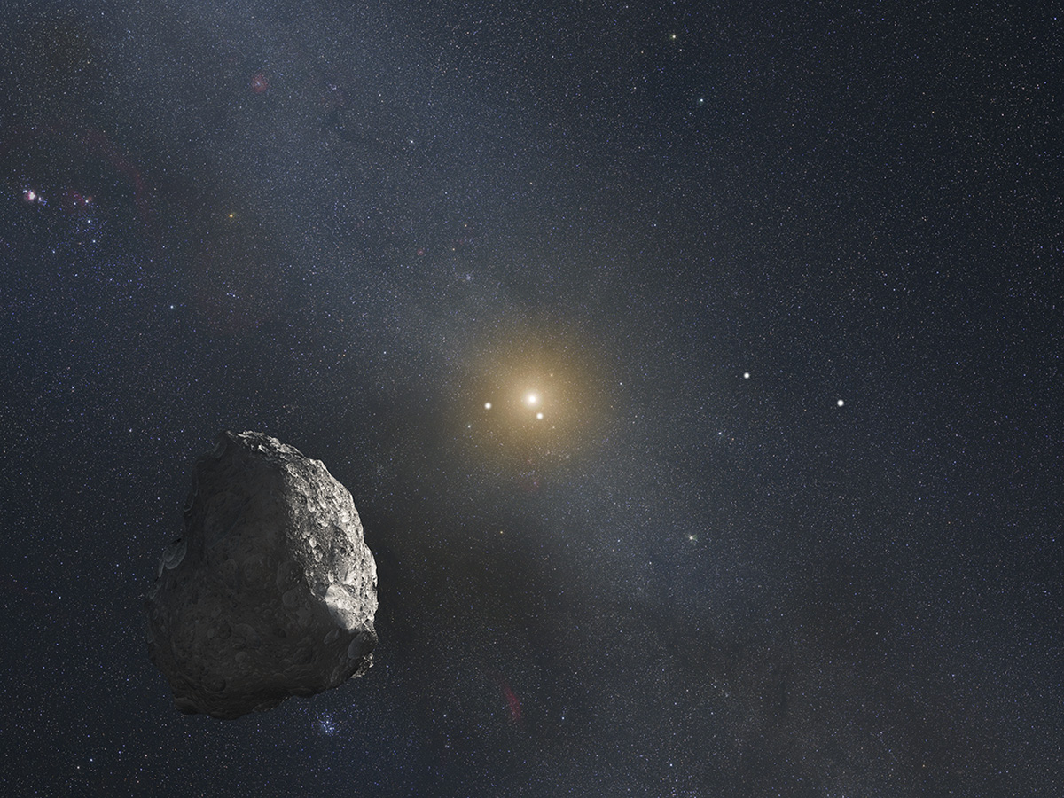 Hubble Telescope Spots Post-Pluto Targets for New Horizons Probe