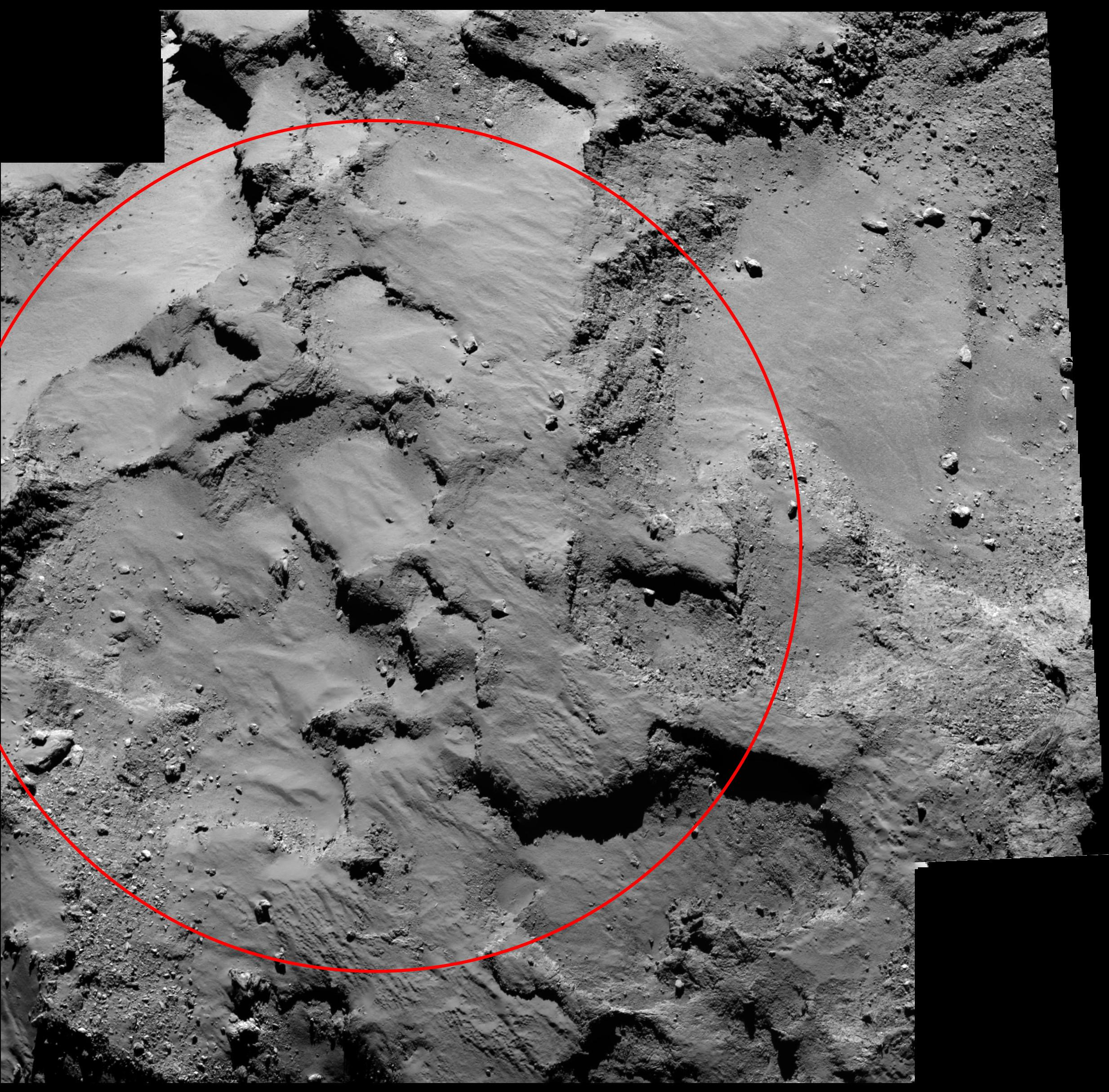 Your Help Wanted to Name Rosetta Mission's Comet Landing Site